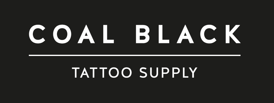 Coal Black - Tattoo Supply