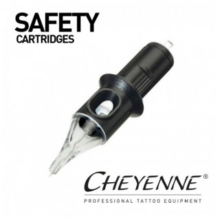 Cheyenne - Safety Nadelmodule - Round Shader 0.30mm - 20 Stk.