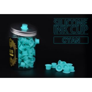 Silicone Ink Cup Green