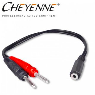 Cheyenne Adapter-Kabel Bananen-Stecker
