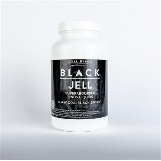 Black Jell - Binds Liquids