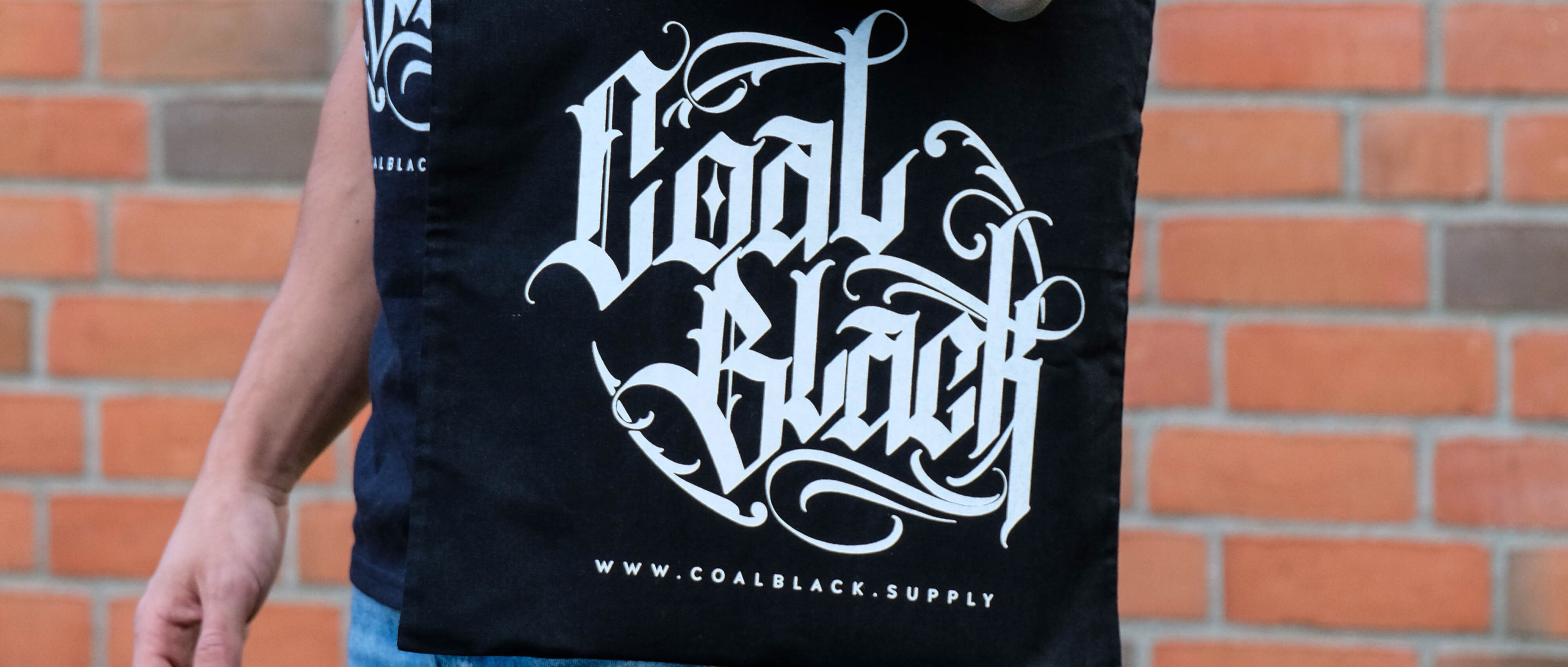 Coal Black - Merchandise